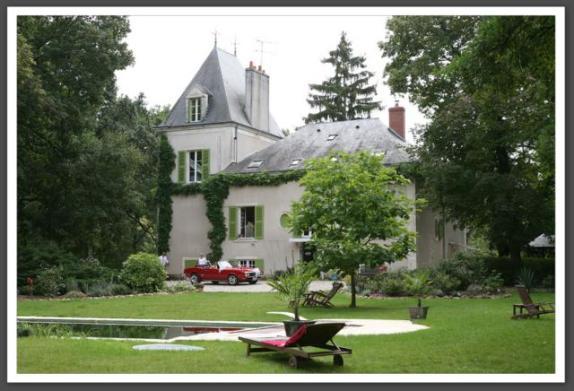 chateau de la Villette